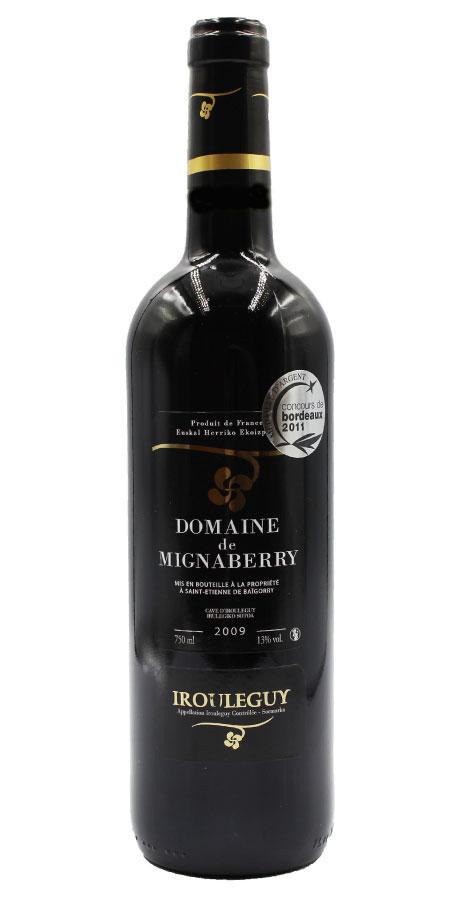 IROULEGUY - DOMAINE DE MIGNABERRY