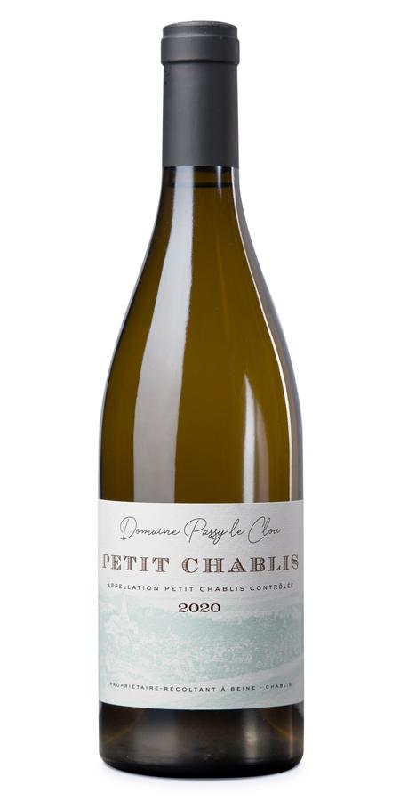 PETIT CHABLIS - DOMAINE PASSY LE CLOU